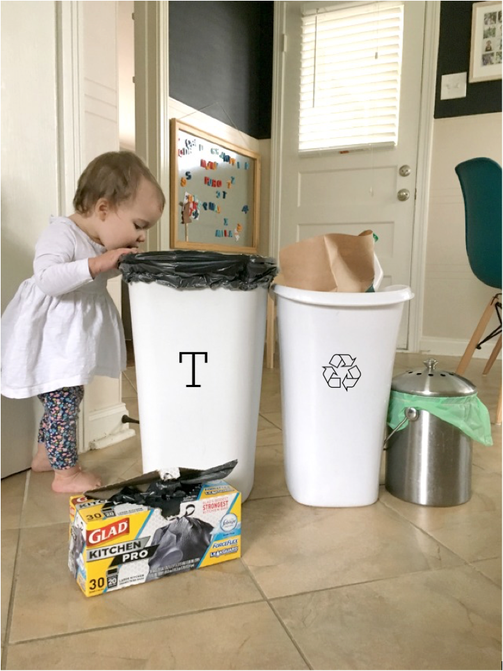 10 Ways to reduce trash in your home