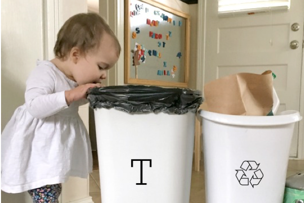 7 Ways to reduce trash in your home