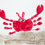 Handprint Art Ideas for Kids