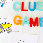 Clue Games for Toddlers