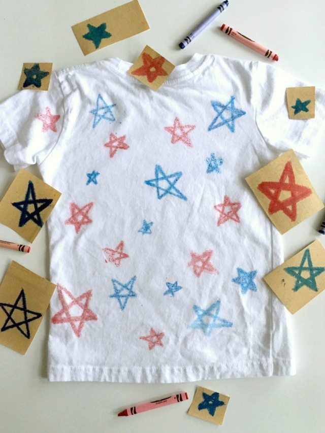 Sandpaper Star t-shirt