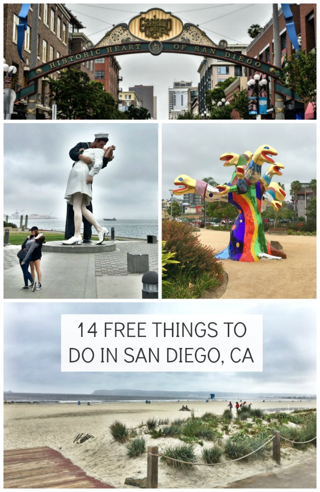 14 Free things to do in San Diego, CA