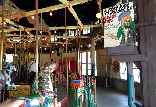Balboa Park Carousel in San Diego