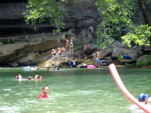Hamilton Pool Dripping Springs, TX