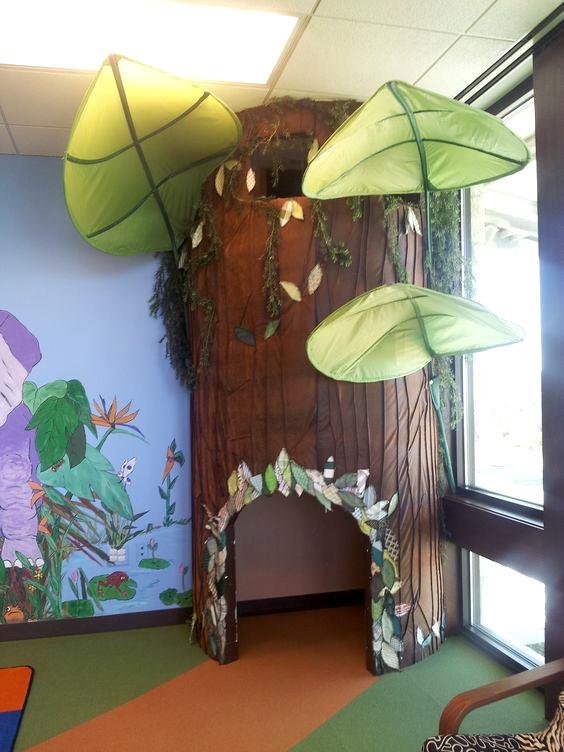 Laura's Library Playroom Westlake