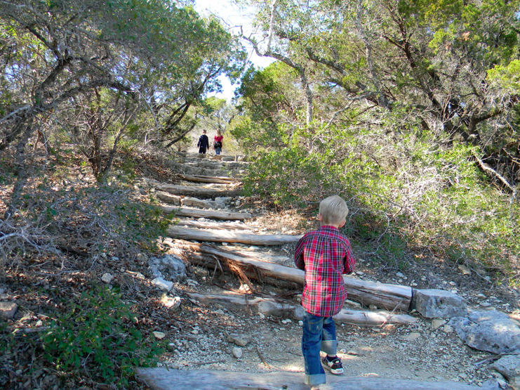 Wild basin wilderness preserve