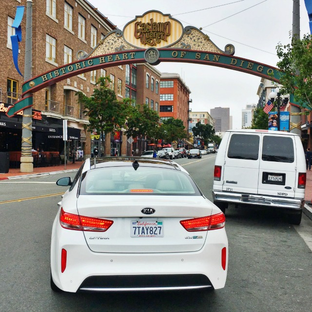 Free things to do in the Gaslamp quarter San Diego