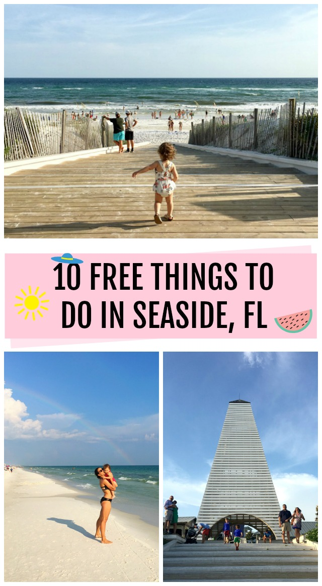 Free things to do in Seaside, FL