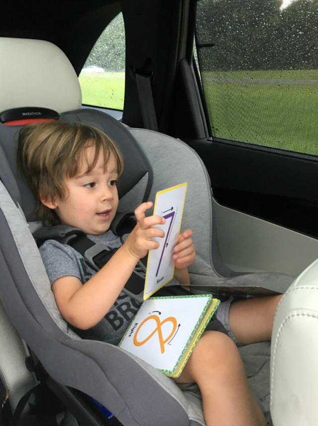 Tips for road trips with preschoolers