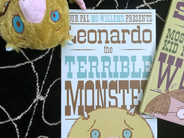 Leonardo terrible monster activity