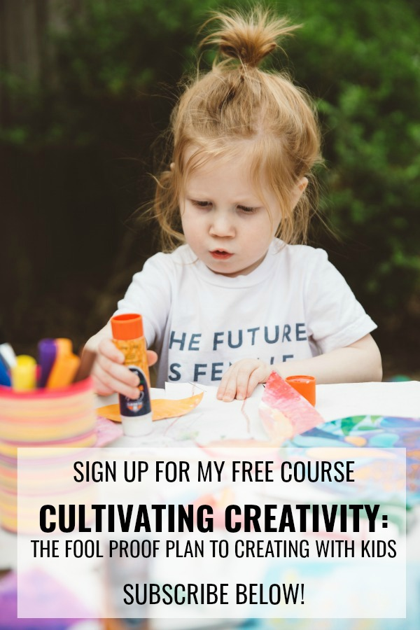 Cultivating creativity course
