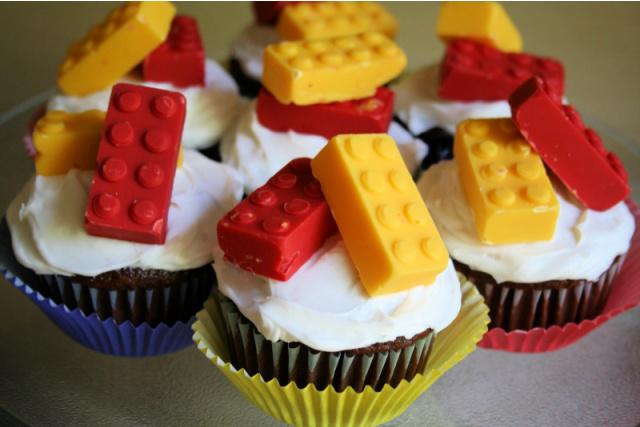 LEGO birthday party ideas