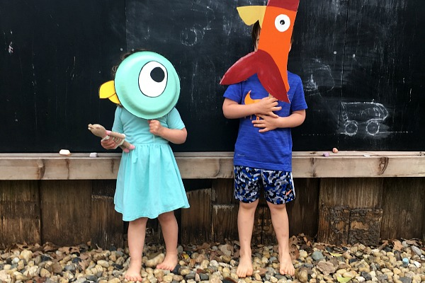 Easy book character costumes