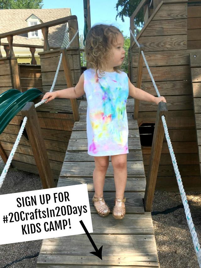 20 Crafts In 20 Days