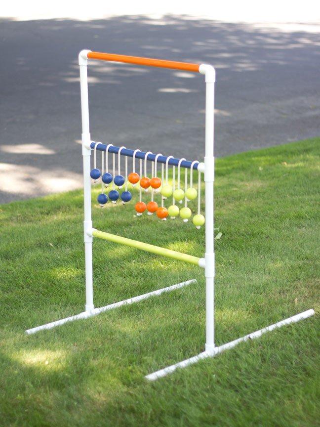 DIY Ladder golf