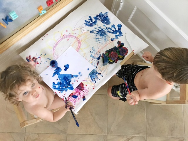 art station for kids