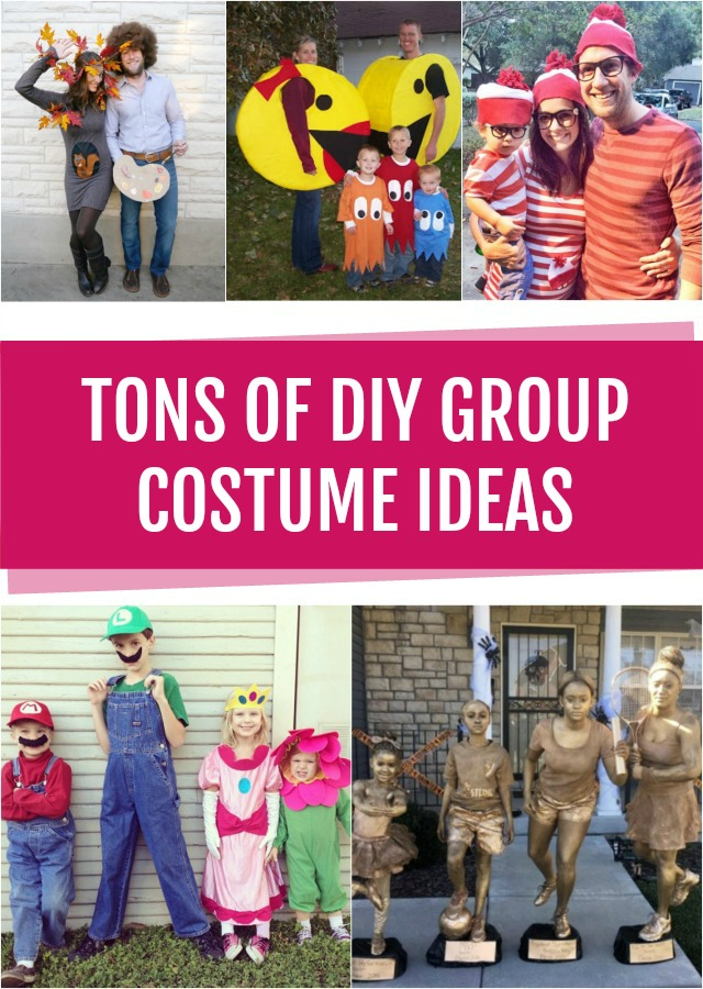 Group-Halloween-costume-ideas