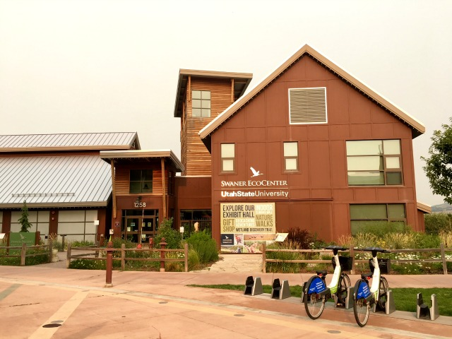 Swaner Eco Center Park City Utah