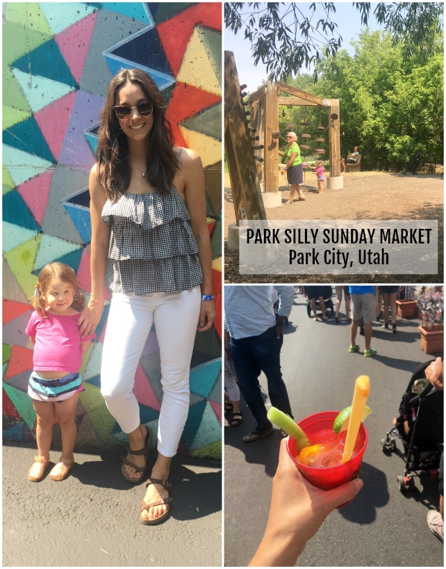 park Silly Sunday Market in Park City, Utah