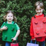 DIY LEGO Costumes