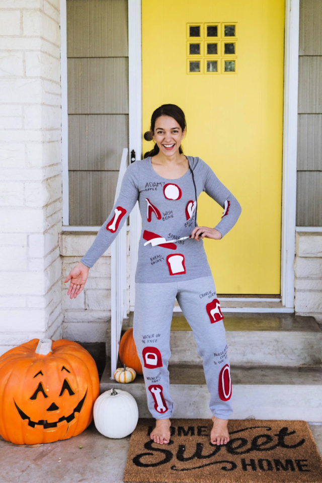 Easy Halloween costume for adults