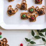 Rolo Pretzel Cookies