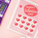 Lottery Ticket Valentines