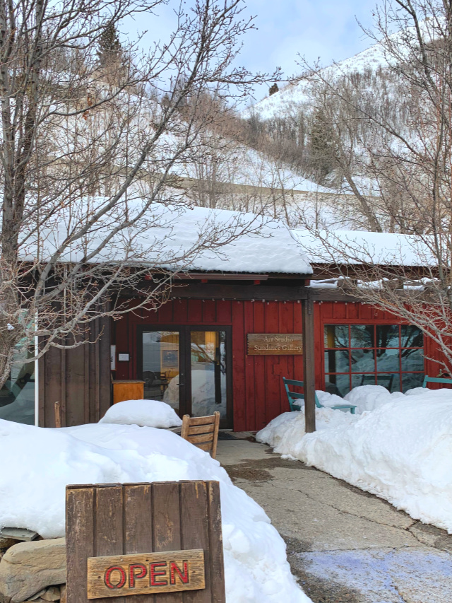 Art Studio at Sundance Resort