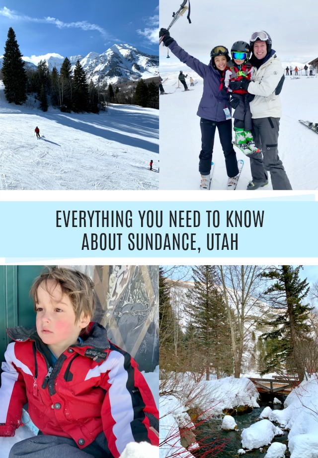 Everything you need to know abut Sundance Utah
