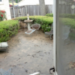 Evolution of the Backyard Patio