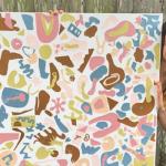 Collaborative Matisse Collage