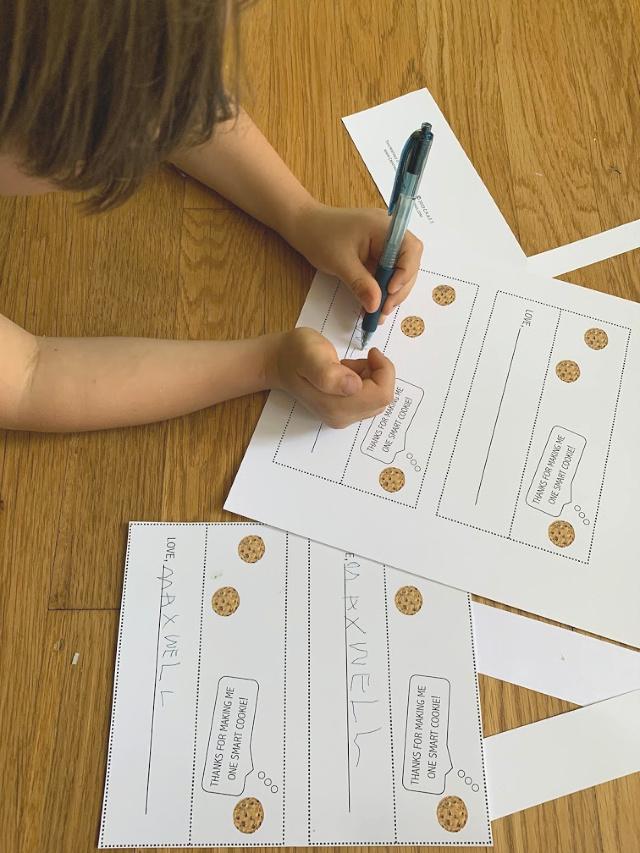 Smart cookie teacher printable