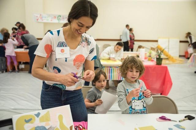 Collaborative art Art of Giving