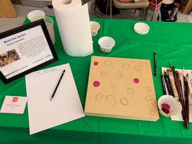 Janna Sammon Art of Giving
