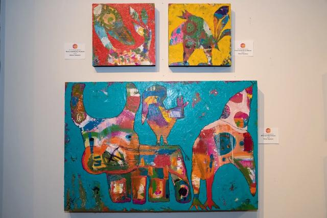 Janna Sammon Collaborative Art