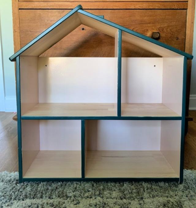 DIY IKEA dollhouse