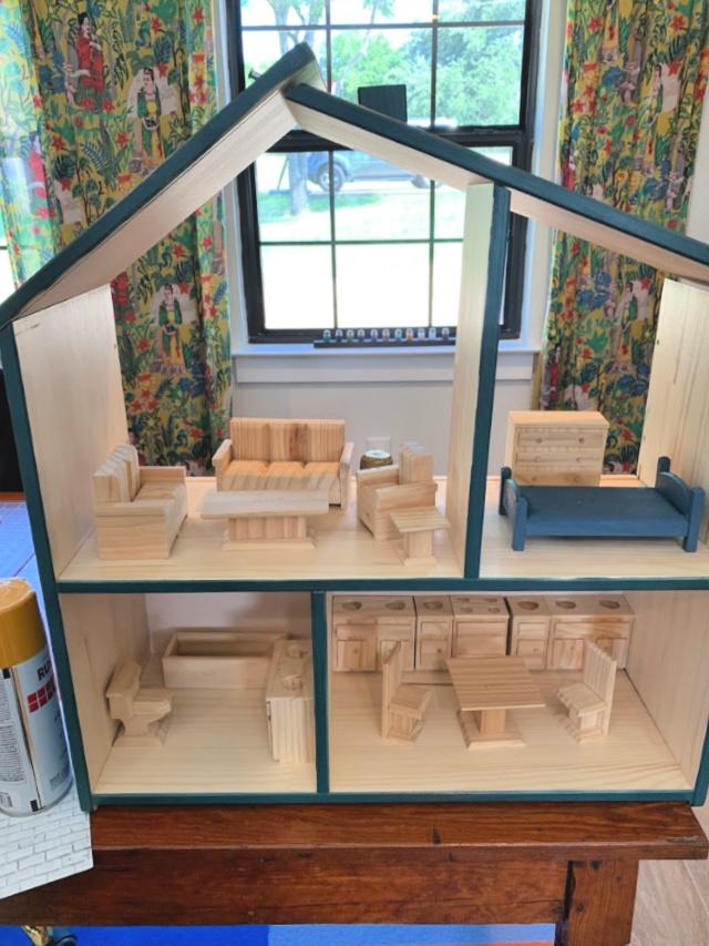 IKEA dollhouse hack