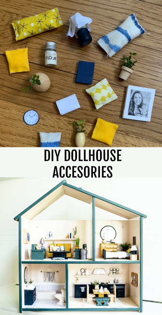 DIY Dollhouse Accessories