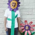 DIY Flower Costume