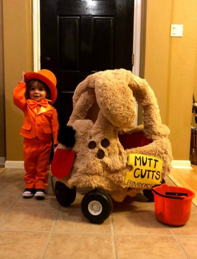 Dumb and Dumber costumes
