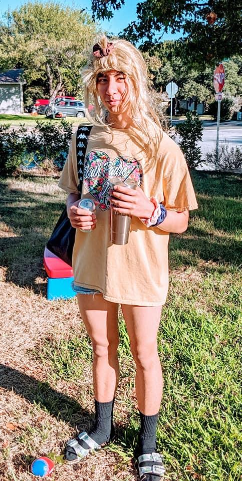 Vsco Girl Costume