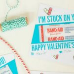 Band Aid Valentines