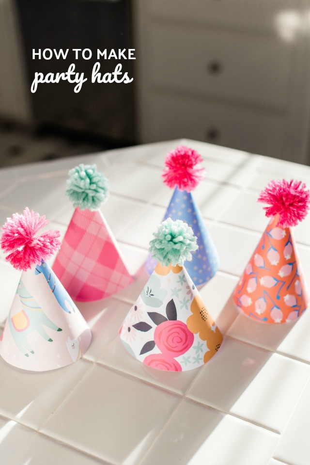 How to make party hats