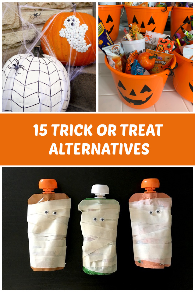 15 Trick or Treat Alternatives for Halloween 2020