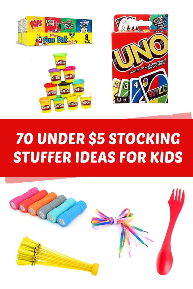 Awesome stocking stuffers for kids