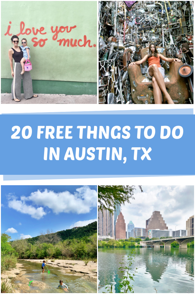 20 Things to do in Austin Texas