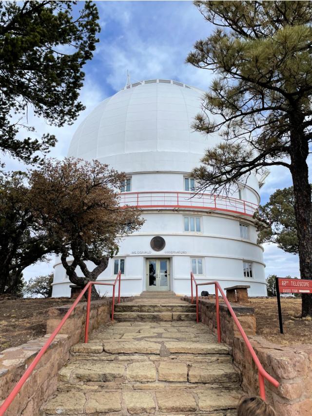 McDonald Observatory Texas