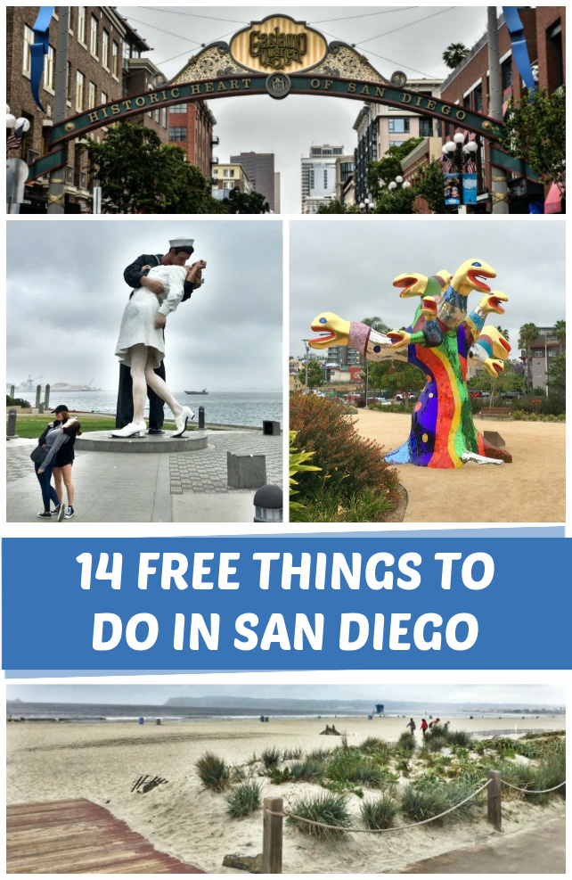Free things to do in San Diego CA