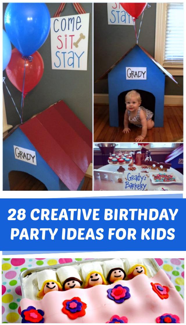 Creative-Kid-Birthday-Party-Themes