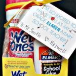 First Day Teacher Teacher Gift